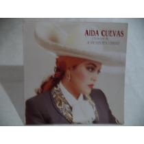 Aida Cuevas Lo Mejor De Jose Alfredo 1990 Lp De Coleccion