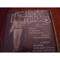 Lp Los Humildes 15 Exitos, Envio Gratis