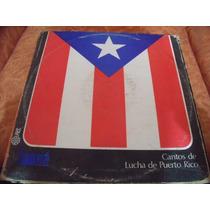 Lp Cuentos De Lucha De Puerto Rico, Envio Gratis