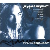 Cd Original Ramirez Remix Project Hablando El Ritmo Barbaro