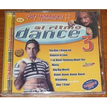 Al Ritmo Dance 3 Cd Doble Armand Van Helden Blondie Atb Bvf