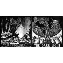 Pyphomgertum / Dawn - Split Cd Death Metal México Suecia