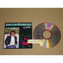 Jose Luis Rodriguez El Puma En Ritmo 1991 Sony Cd Canada