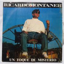 Disco Lp Ricardo Montaner Un Toque De Misterio De Coleccion