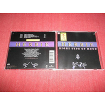 Herbie - Right Type Of Mood Cd Ep Nac Ed 1995 Mdisk