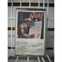 El Piporro - Ajua! Cassette Nacional