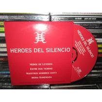 Heroes Del Silencio Antologia Cd Single Seminuevo ( España )