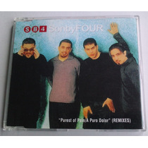 Son By Four Purest Of Pain/a Puro Dolor Cd Promo C/13 Versio