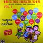 Varios Artistas - Vamos A Cantar Vol. Ii Infantiles Lp