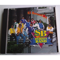 Sb Students Band El Reventon Cd Raro Melody 1994