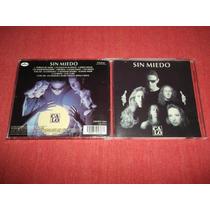 Calo - Sin Miedo Cd Nac Ed 1994 Mdisk