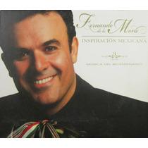 Fernando De La Mora - Inspiracion Mexicana 3 Cd