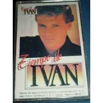 Ivan Cassette Tiempo De Ivan Te Quiero Tanto Fn4