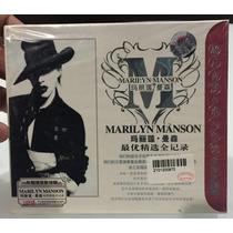 Marilyn Manson - 36 Greatest Hits New Cd Import China Rare