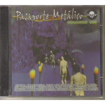 Pasaporte Metalico - Volumen 3 ( Metal Mexicano ) Cd Rock