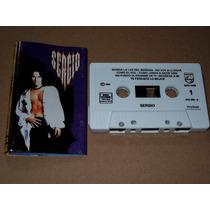 Sergio Menudo Audio Cassette Kct Tape