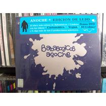 Babasónicos - Anoche Cd+dvd -edicion De Lujo- Nuevo, Cerrado