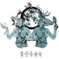 Royal Blood - Out Of The Black Disco Vinilo Nuevo