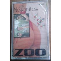 Zoo Los Mosquitos Cassette Single Raro , Nuevo,sellado ,au1