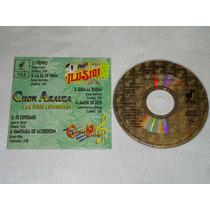 Celso Piña Aaron Y Grupo Ilusion Chon Arauza Cd Promo Disa