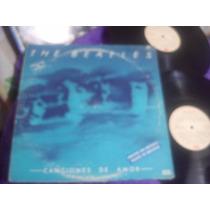 The Beatles Canciones De Amor 1ra Edicion 2 Lps