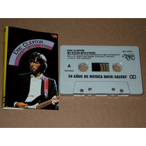Eric Clapton Salvat Audio Cassette Kct Tape