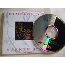 Dimples D - Sucker Dj - El Rap Mi De Bella Genio- Cd Mix Dj