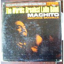 Afroantillana, Machito Featuring Graciela Lp 12´ Dvn