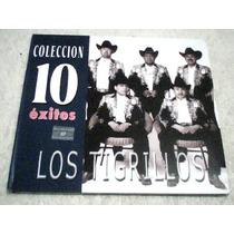 Cd Los Tigrillos - Coleccion 10 Exitos -