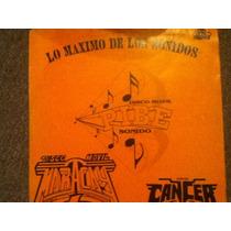 Disco Acetato De: Lo Maximo De Los Sonidos