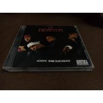 La Dinastia - Cd Album - Titulado 100% Mexicano