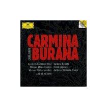 Carl Orff Carmina Burana Andre Previn Cd Op4 Coral Opera