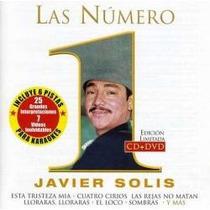 Javier Solis Las Numero 1 De Nuevo Envio Gratis