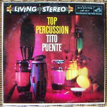 Afroantillana, Tito Puente, Top Percussion Lp 12´ Dvn