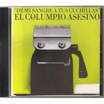 El Columpio Asesino - De Mi Sangre ( Indie Español ) Cd Rock
