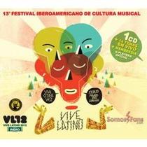 Cd Doble De Varios De Rock:vive Latino 12 2012