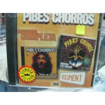 Pibes Chorros Discografia Completa Vol.1 Cd Sellado Mmy