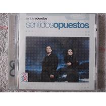 Sentidos Opuestos / Cd Musica Album Movimiento Perpetuo
