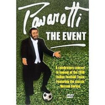 Dvd Pavarotti The Event Nuevo Envio Gratis Original Sp0