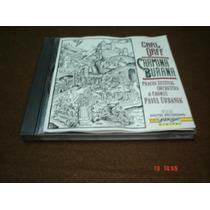 Carl Orff - Cd Album -carmina Burana Bim