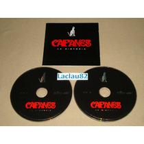 Caifanes La Historia 1997 Bmg Cd Doble