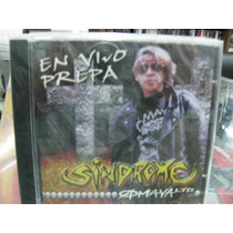Sindrome Amaya Ltd En Vivo Prepa Punk Cd Sellado