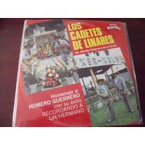 Lp Los Cadetes De Linares, Discos Orquidea, Envio Gratis
