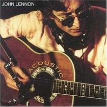 Cd John Lennon Acustico Nuevo Envio Gratis Mdn