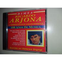 Ricardo Arjona Y 7 Grandes De La Musica Romantica