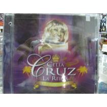 Celia Cruz La Reina Y Sus Amigos Cd Sellado Enhanced