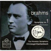 Johannes Bramhs Cd Sinfonía No.3 Op.90 Christoph Eschenbach