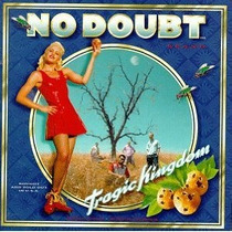 No Doubt Tragic Kingdom Gwen Stefani