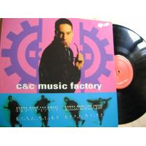 C & C Music Factory- Gonna Make You Sweat-dmc 12´remix- Dj