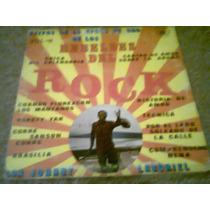 Disco Acetato De: Rebeldes Del Rock
